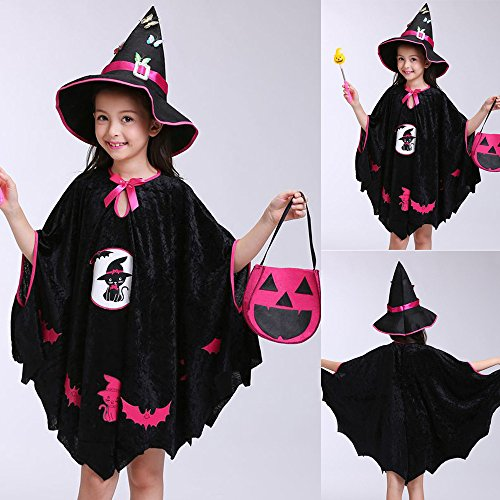 MOKO-PP Kids Baby Girls Halloween Costume Dress Party