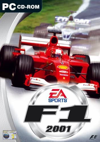 F1 2001 [Importación alemana]: Amazon.es: Videojuegos