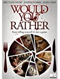 Would You Rather [DVD] [2013] [Region 1] [US Import] [NTSC]