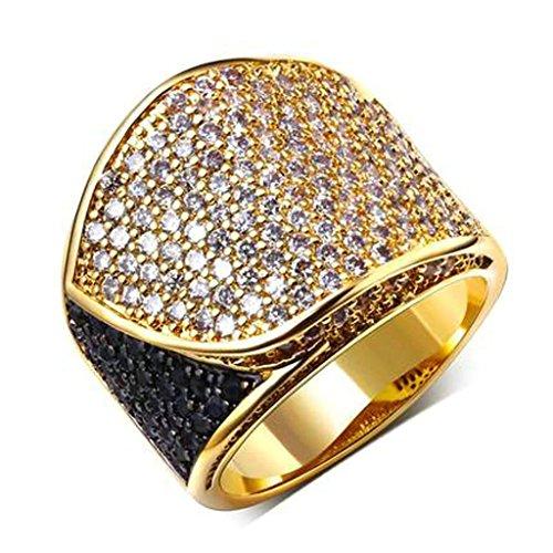 Bague-PersonnalisAdisaer-Bague-Femme-Plaque-Or-Bague-de-Fiancaille-Gravure-Feuille-Bague-Diamant-Taille-49-59-Or