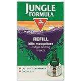 Jungle Formula Plug In & Refill Insect Killer