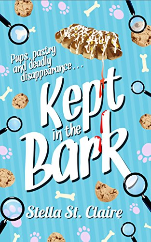 Kept in the Bark (Happy Tails Dog Walking Mysteries Book 5)