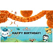 Octonauts Party Supplies - Birthday Party Banner Decoration Kit