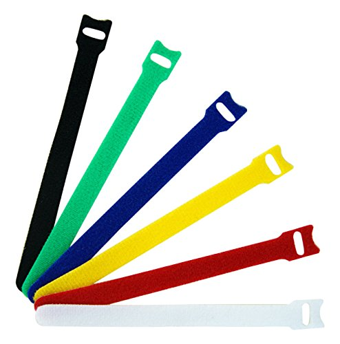 Microfiber Straps Reusable Fastening Multicolor product image