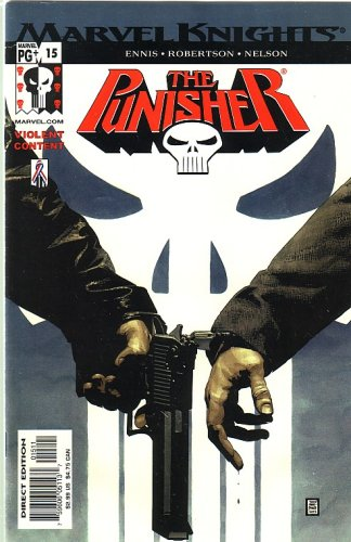 The Punisher, Vol 4, #15: The Exclusive pdf epub