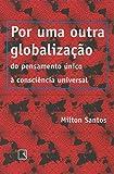 capa de Por Uma Outra Globalização - Coleção Pensando Na Crise
