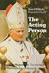 The Acting Person (Analecta Husserliana)