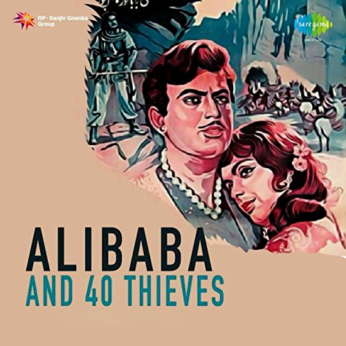 alibaba and 40 thieves