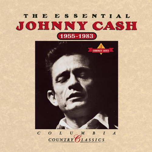 The Essential Johnny Cash 1955-1983 by Sony