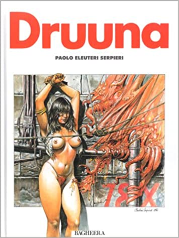 Livres gratuits Druuna epub, pdf