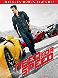DVD : Need For Speed (Plus Bonus Features)