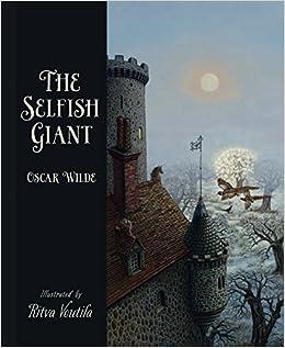 essay on oscar wildes the selfish giant