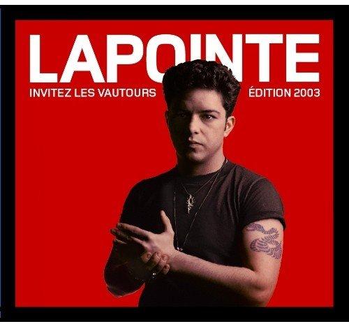 Invitez Les Vautours (Ecolopak) Eric Lapointe Unidisc Music Rock French