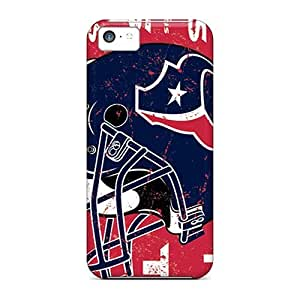 CaHouston Texans Protective Case Compatibel With Diy For Ipod mini Case Cover