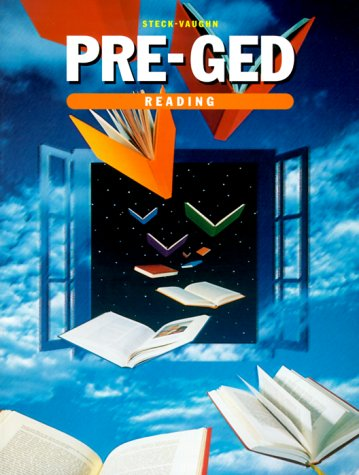 Pre-GED Reading (Steck-Vaughn Pre-GED)