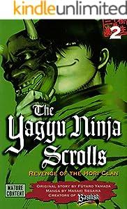 Amazon.com: Yagyu Ninja Scrolls Vol. 2 eBook: Masaki Segawa ...