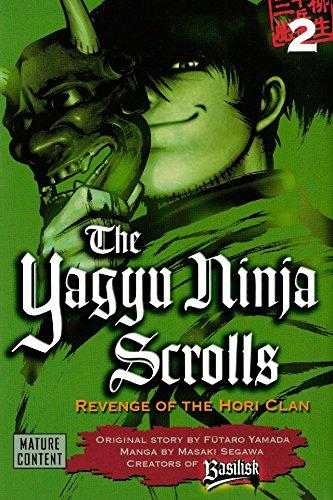 Yagyu Ninja Scrolls Vol. 2