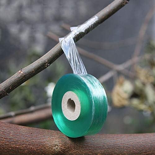 2 cm x 100 m Veredelungsband dehnbar selbstklebend Veredelungsfolie Spezial Obstbaum Veredelungswerkzeug Garten Bind Tape