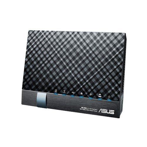 ASUS-DSL-AC56U-AC1200-Dual-Band-Wi-Fi-Gigabit-Modem-Router-ADSLVDSL-2-Porte-USB-di-cui-una-30-4-Porte-Gigabit-2-WAN-Hardware-NAT-2-CPU-VPN-Server-Free-Supporto-3G4G-per-Dongle-USB-e-Smartphone-Android
