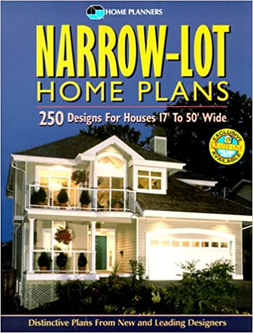 Narrow-Lot Home Plans: 250 Designs for Houses 17' to 50 ... on unique vaulted ceiling, unique modern house plans, ultra narrow lot plans, unique shingle style house plans, small narrow lot home plans, unique wrap around porches, unique small house plans, lakefront narrow lot home plans, craftsman narrow house plans, narrow one bedroom house plans, unique old world house plans, unique split-level house plans, unique home designs house plans, small cement house plans, unique empty nester house plans, very small house plans, beach house floor plans, unique open floor plan house plans, unique duplex plans,