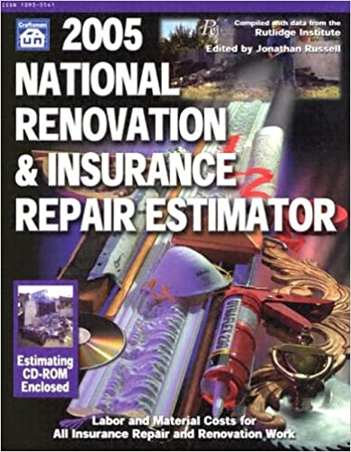 2005 National Renovation & Insurance Repair Estimator (National Renovation and Insurance Repair Estimator)