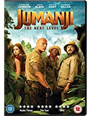 Jumanji: The Next Level [DVD] [2019]