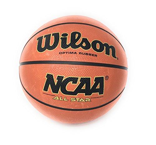 Pooh Homemade Costume (All Star NCAA Replica Kids Teen Wilson Basketball Optima Rubber Outdoor Summer Ball Fun)