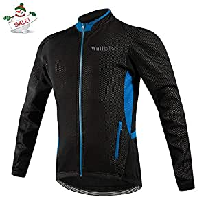 Amazon.com : Lo.gas Men's Winter Cycling Jackets Warm