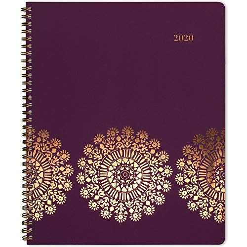 - Cambridge 2020 Weekly & Monthly Planner/Appointment Book, 8-1/2