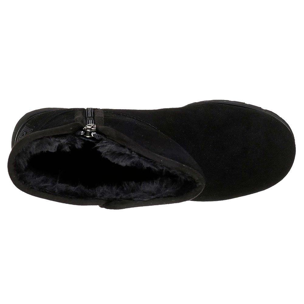 Skechers Bunny Slope Black 49813BLK, Boots  36 EU