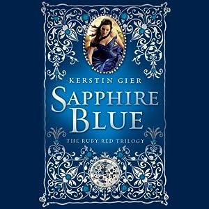 Sapphire Blue Audiobook