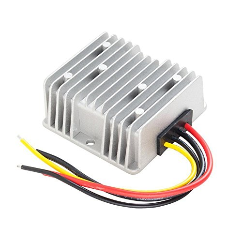 Voltage Reducer Converter Regulator DC 48V Step-down To 12V 20A For Golf Cart by ExGizmo