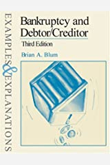 Bankruptcy and Debtor/Creditor: Examples and Explanations (Examples & Explanations Series) Paperback