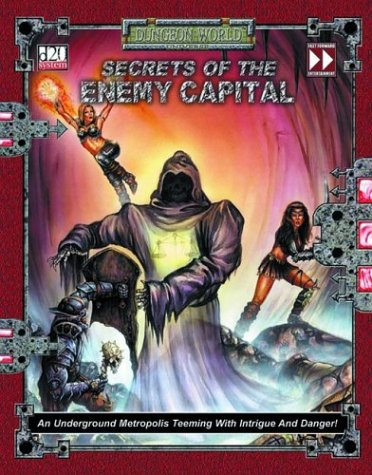 Dungeon World: Secret of the Enemy Capital