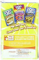 Kellogg\'s Pop Tarts, Frosted Confetti Cupcake, 14.1 Ounce (Pack of 12)