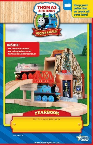 - 2009 Thomas & Friends Wooden Railway Yearbook The Complete Collection