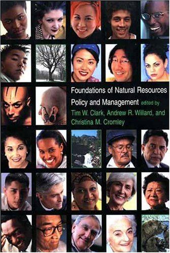 Download Foundations of Natural Resources Policy and Management PDF