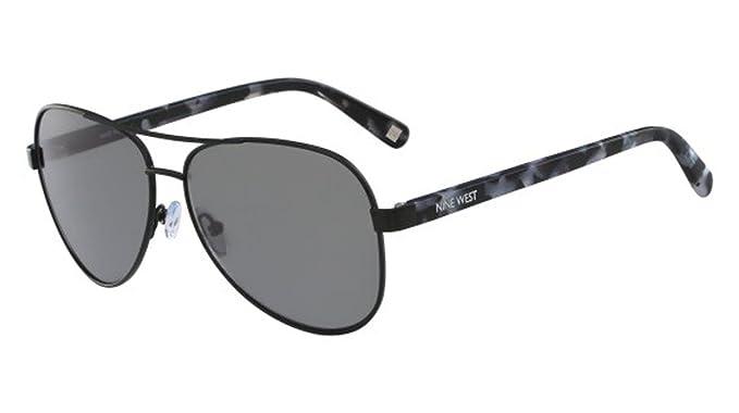 Gafas de sol NINE WEST NW 122 S 001 BLACK: Amazon.es: Ropa y ...