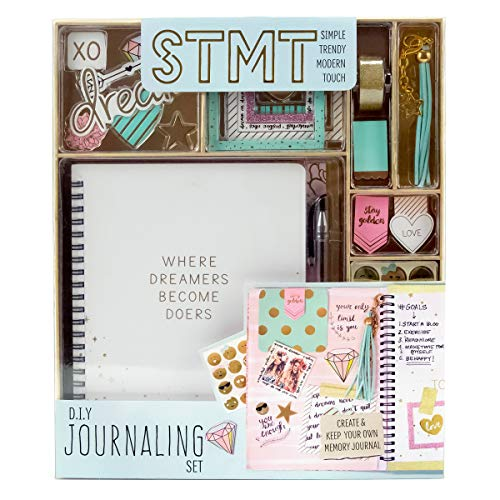 STMT DIY Journaling Set by Horizon Group USA (Renewed)