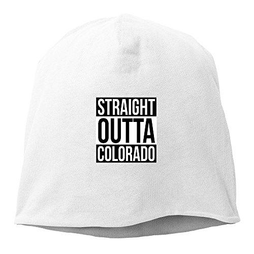 Blanco hombre Deportes Colorado para Straight Outta tapas qqOXY