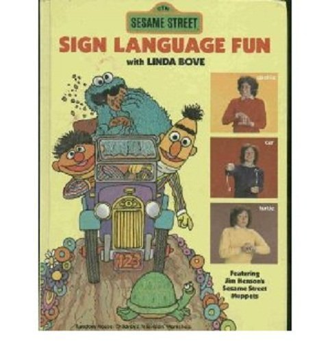 Sesame Street, Sign Language Fun by Random House Kids