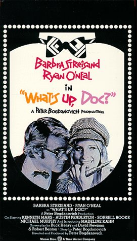 What's Up Doc [VHS] (Ryan Newman Watch)