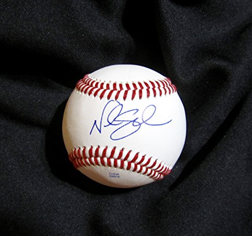 NOAH SYNDERGAARD AUTOGRAPHED Hand SIGNED O.L. Baseball New York METS w/COA ()