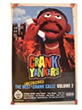 Crank Yankers Poster Comedy Central the Uncensored
