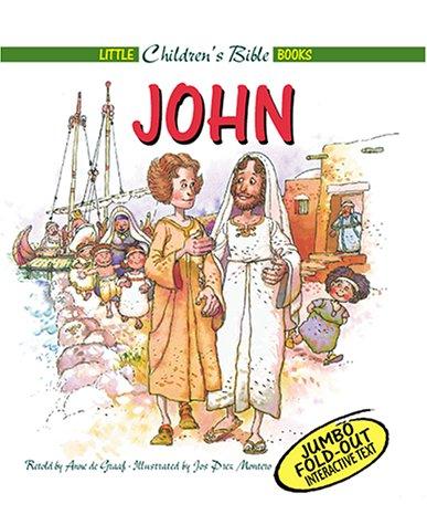 John (Little Children's Bible Books) pdf