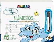 Escolinha Escreva e Apague II: Números