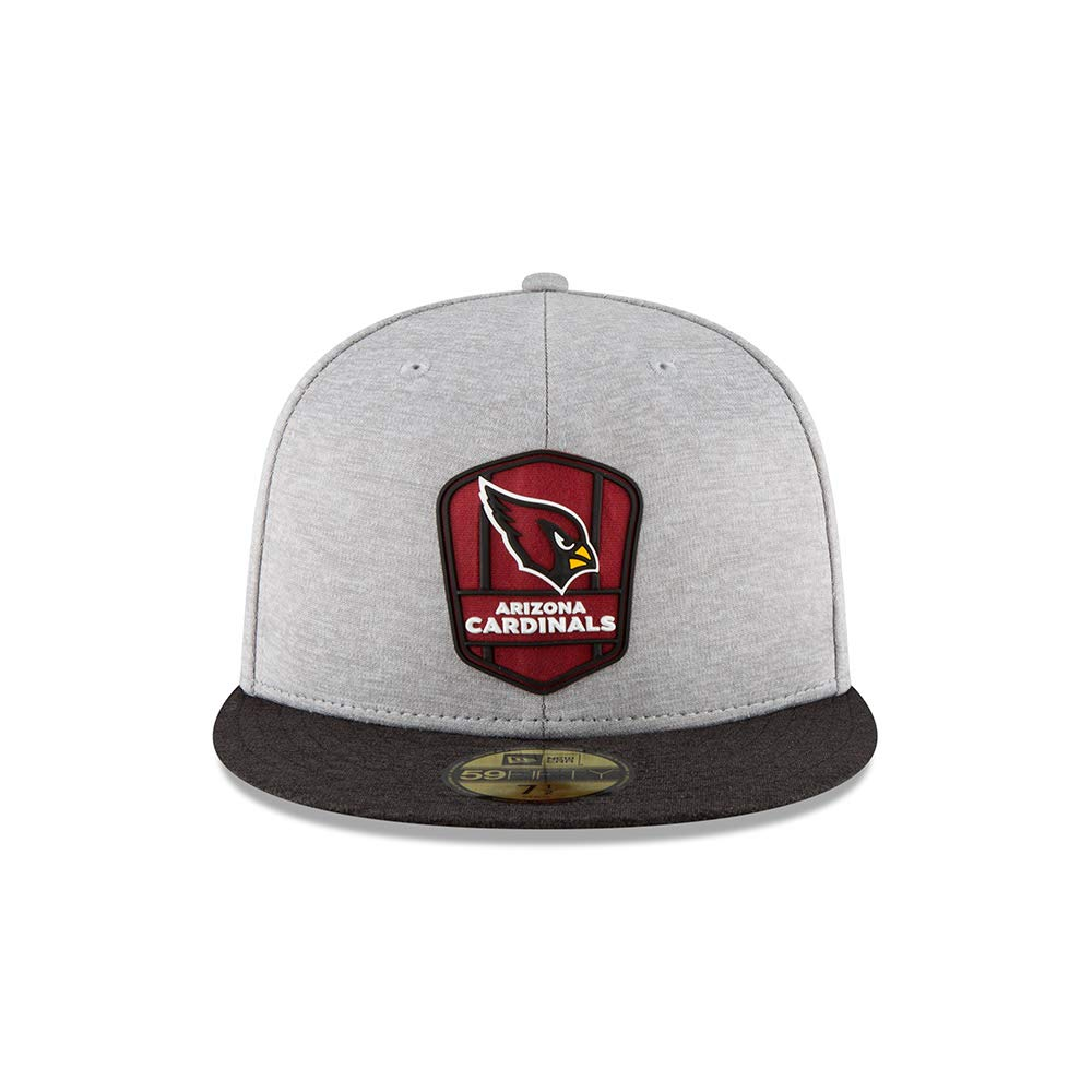 New Era Arizona Cardinals 59fifty Basecap NFL NFL NFL 2018 Sideline Road B07GDSTG67 Baseball Caps Super Handwerkskunst adbb69