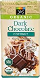 365 Everyday Value, Organic Dark Chocolate with Coconut (56% Cacao), 3 Ounce