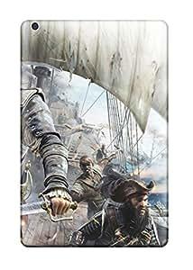 Brenda Baldwin Burton's Shop Hot Mini 2 Scratch-proof Protection Case Cover For Ipad/ Hot Assassins Creed 4 Black Flag Game Phone Case