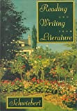 Reading and Writing from Literature, Schwiebert, John E., 0395741254